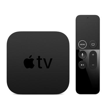 Apple TV 4K 32 Go Wifi Ethernet/LAN Noir 4K Ultra HD