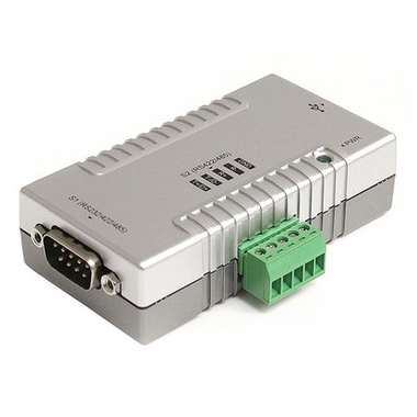 StarTech.com Adaptateur USB vers 2 Ports Série RS232 RS422 RS485 - Mémorisation de Port COM