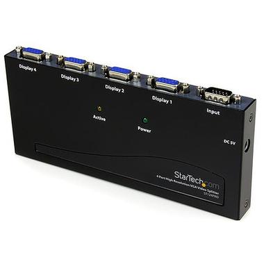 StarTech.com Répartiteur vidéo 350 MHz haute résolution 4 ports