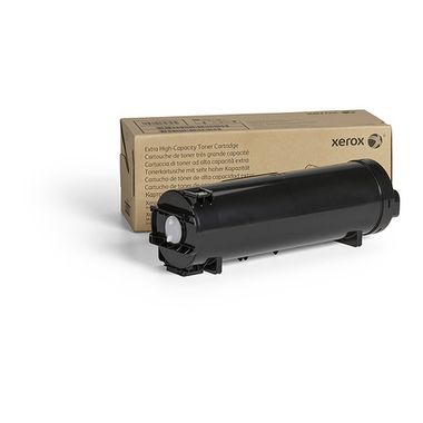 Xerox Cartouche de toner NOIR très grande capacité (46700 pages) VersaLink B600/B605/B610/B615