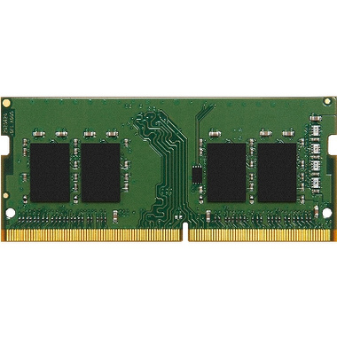 Kingston Technology KVR24S17S6/4 module de mémoire 4 Go 1 x 4 Go DDR4 2400 MHz