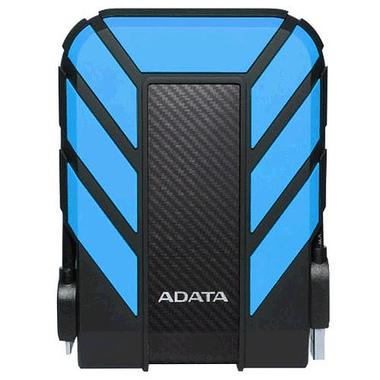 ADATA HD710 Pro disque dur externe 1000 Go Noir, Bleu