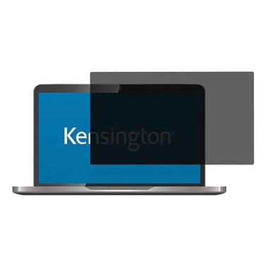 """Kensington Filtre de confidentialité amovible à 2 directions pour ordinateurs portables 15,6"""" 16:9"""