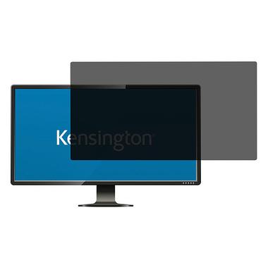 """Kensington Filtre de confidentialité amovible à 2 directions pour écrans 24"""" 16:10"""