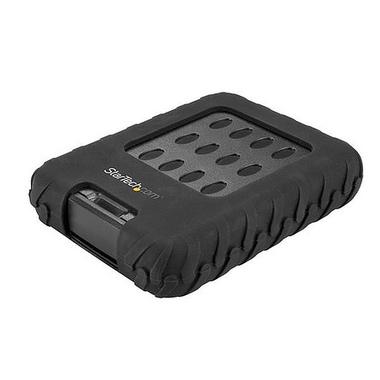 """StarTech.com Boîtier USB 3.1 (10 Gb/s) antichoc pour disque dur SATA III de 2,5"""" - Boîtier robuste HDD / SSD avec UASP"""