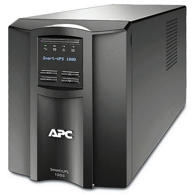 APC SMT1000IC alimentation d'énergie non interruptible Interactivité de ligne 1000 VA 700 W 8 sortie(s) CA