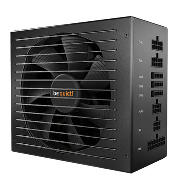 be quiet! Straight Power 11 unité d'alimentation d'énergie 450 W 20+4 pin ATX ATX Noir