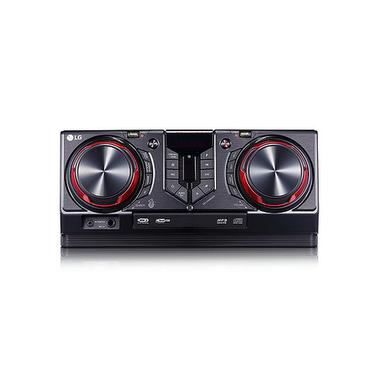 LG CJ44 système de karaoké Maison Avec fil