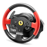 Thrustmaster T150 Ferrari Wheel Force Feedback Volant + pédales PC,PlayStation 4,Playstation 3 USB Noir, Rouge