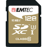 Emtec ECMSD128GXC10SP mémoire flash 128 Go SDXC Classe 10