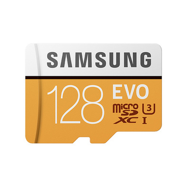 Samsung MB-MP128G mémoire flash 128 Go MicroSDXC Classe 10 UHS-I