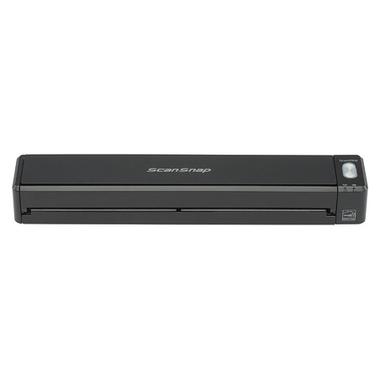 Fujitsu ScanSnap iX100 600 x 600 DPI Numériseur à alimentation papier + chargeur de document Noir A4