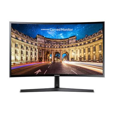 "Samsung CURVED FULL HD MONITEUR 27"" LC27F396FHU 27"" LED Full HD 4 ms Noir"