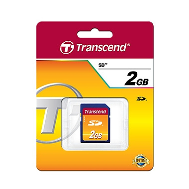 Transcend TS2GSDC mémoire flash