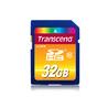 Transcend TS32GSDHC10 mémoire flash 32 Go SDHC Classe 10