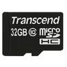 Transcend TS32GUSDHC10 mémoire flash 32 Go MicroSDHC Classe 10