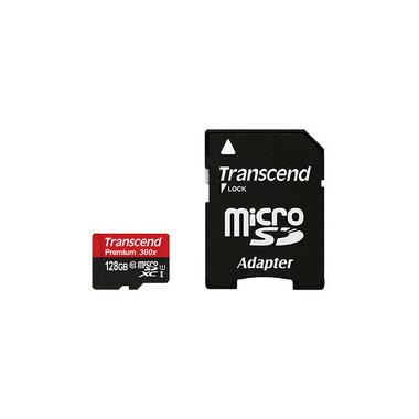 Transcend TS64GSDU3 mémoire flash 128 Go MicroSDHC Classe 10 UHS