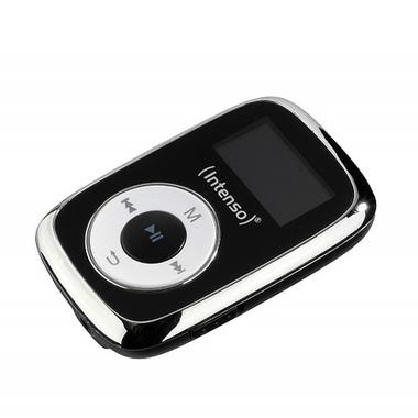 Intenso Music Mover Lecteur MP3 Noir 8 Go