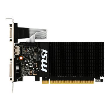 MSI V809-2000R carte graphique NVIDIA GeForce GT 710 2 Go GDDR3