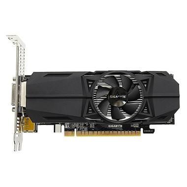 Gigabyte GeForce GTX 1050 Ti OC Low Profile 4G NVIDIA 4 Go GDDR5