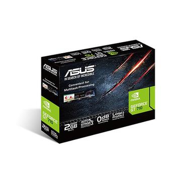 ASUS GT710-SL-2GD5-BRK NVIDIA GeForce GT 710 2 Go GDDR5