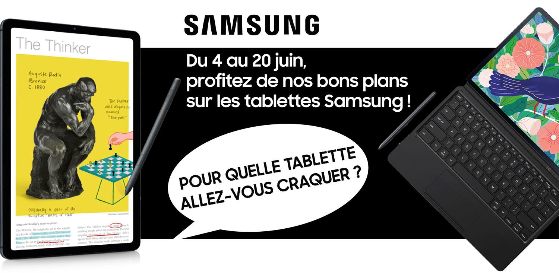 Tab Samsung Days